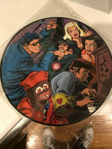 Will Eisner Spirit 1989 Picture Disc Vinyl LP Record sleeve comics Kitchen Sink