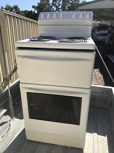 Westinghouse stove working oven cooker