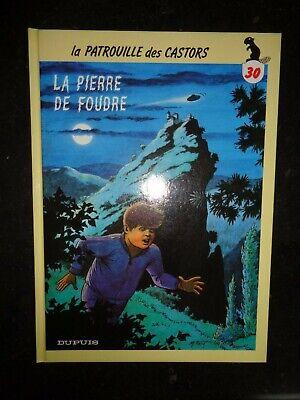 Mitacq - La patrouille des Castors 30 - La pierre de foudre - Dupuis