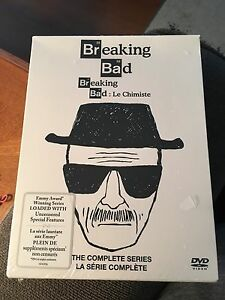 Breaking Bad Series BNIB FULL SERIES