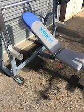 York (olympic size) bench press boxing station PACKAGE DEAL!!! Dartmoor Glenelg Area Preview