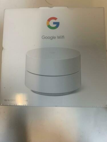 New 2020 Google Wifi AC1200 Dual-Band Mesh Wi-Fi Point / Router