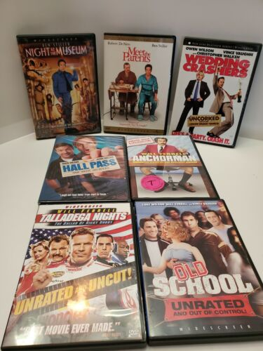 DVDs Lot Of 7 - $6.99