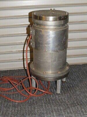Leybold Heraeus Turbovac Turbo Vac 560m Vacuum Pump 1284