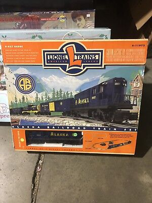 Lionel 6-11972 Alaska Railroad Train Set For 027 Gauge Only Train Set for sale  Shipping to Canada