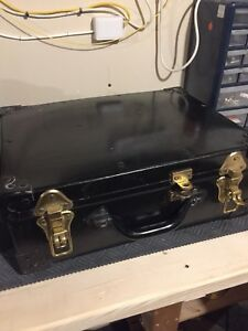 Vintage cheney tool briefcase, great shape