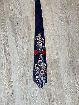 1950s Men's Ties, Bow Ties – Vintage, Skinny, Knit 1950's Necktie Vintage $24.50 AT vintagedancer.com