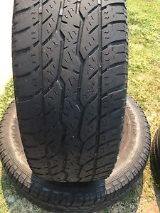 265/70/16 tyres free Welshpool Canning Area Preview