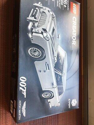 LEGO Creator Expert 10262 James Bond Aston Martin DB5 Iconic Car Building Kit
