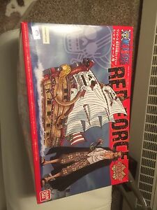 Bandai Japan ONE PIECE Grand Ship Collection Red Force Model kit