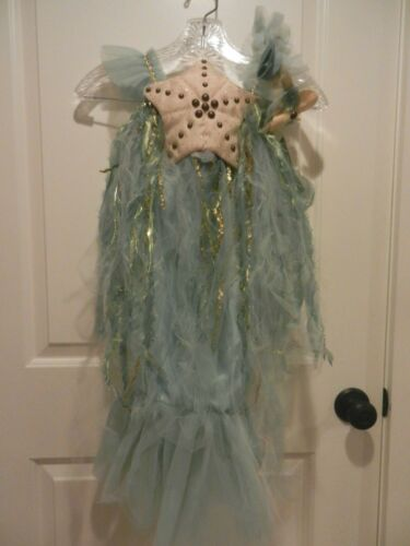 New Pottery Barn Kids Mermaid Halloween Costume Size 3T