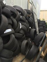 "used tyres from size 13"" to 21"" for free! Coopers Plains Brisbane South West Preview"