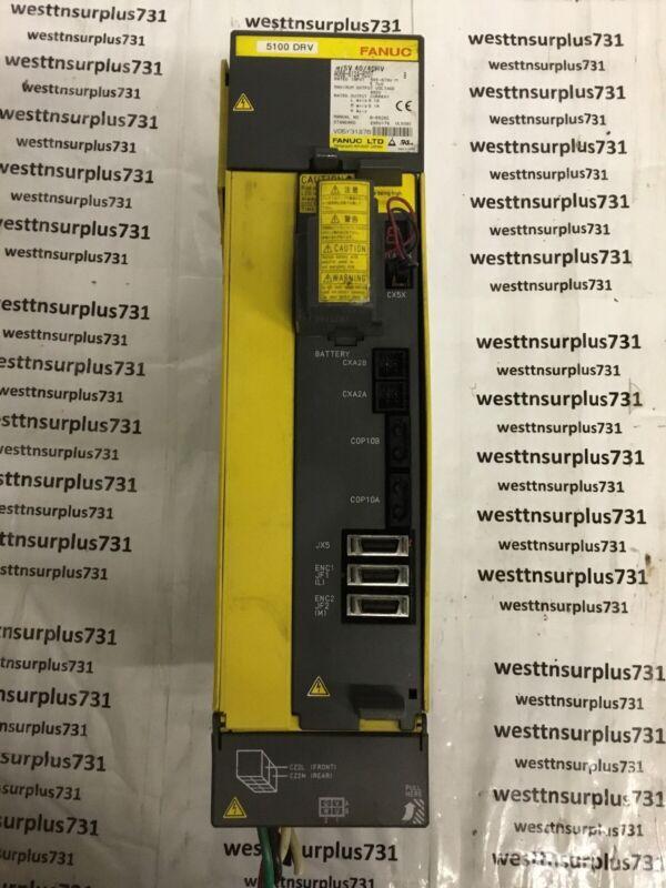 """Fanuc Servo Amplifier A06b-6124-h207 """"used"""""""