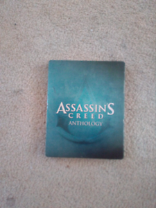 Assasins creed anthology ps3 Helensvale Gold Coast North Preview