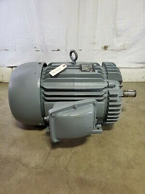 Baldor M7059t 20hp 230460v 3 Phase 3515 Rpm Explosion Proof Electric Motor