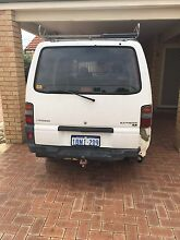 Work van for urgent sale Cannington Canning Area Preview