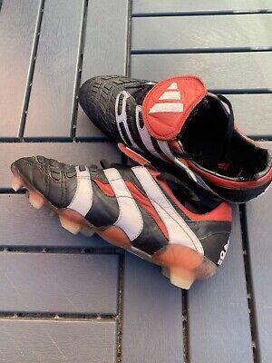 Rare Original Adidas Predator Accelerator SG Football Boots Not Mania No Reaerve