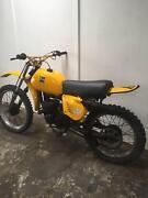 Suzuki  RM125A 1970s Classic motor bike Albion Park Shellharbour Area Preview