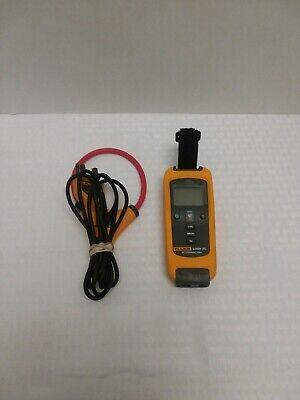 Fluke A3001 Fc Amp Meter Iflex I2500-10 Amp Clamp