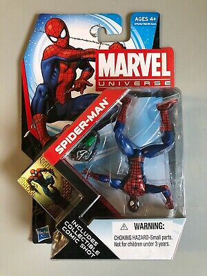 Marvel Universe Spiderman Series 3 #7 3.75 Inch