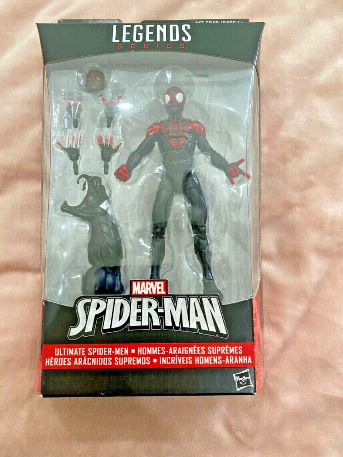Miles Morales - Marvel Legends - $79.46