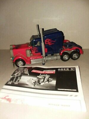 2007 Transformers Voyager Class Optimus Prime (Movie)