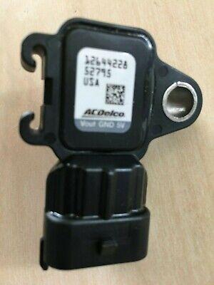 Brand New ACDELCO GM 12644228 Manifold Absolute Pressure  Sensor OEM