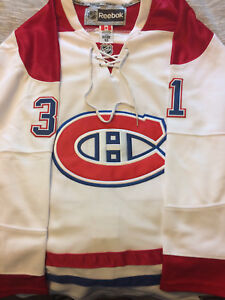 Authentic Montreal Canadiens Carey Price Jersey