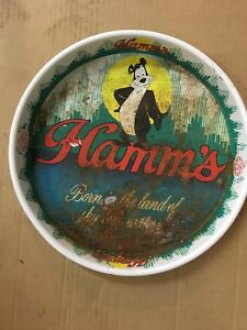 Hamm's Beer Tray