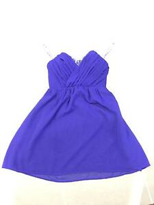 Blue Semi Formal Dress - Size 8 never worn Brassall Ipswich City Preview