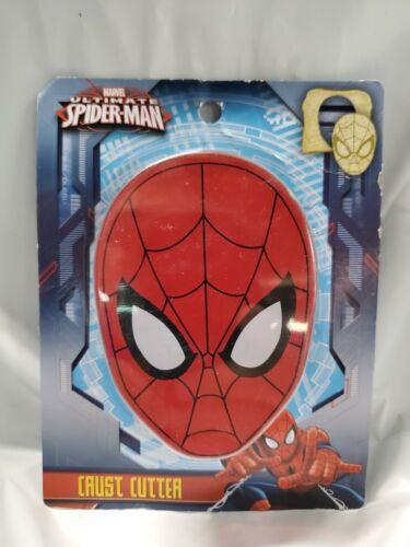 Spider-Man Crust Cutter Marvel Brand New School Lunch Box Sa