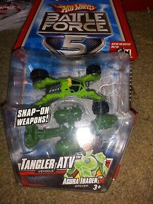 Tangler ATV-Battle Force 5,1/64 Mint-Agura Ibaden