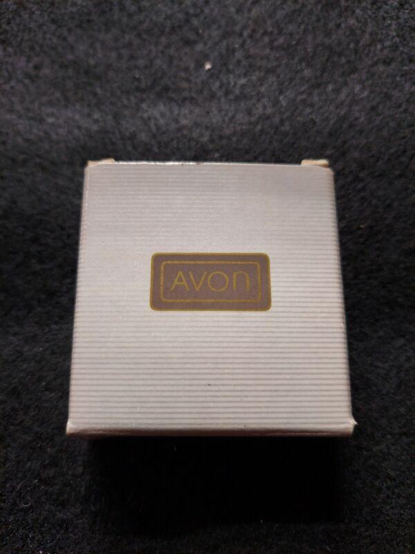 Avon Vintage 1984 Birthstone Love Charm April/Diamond