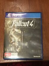 PS4 Fallout 4 for Sale! (Perfect Condition) Angle Park Port Adelaide Area Preview
