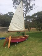 Sabot, wooden boat Waitpinga Victor Harbor Area Preview