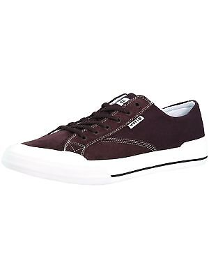 Huf Men's Classic Lo Ess Ankle-High Suede Skateboarding Shoe