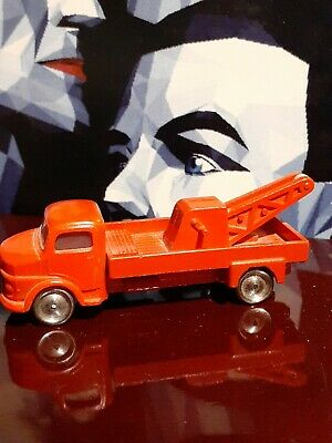 Vintage Lego H.O Scale 1960'S Red Mercedes Tow Truck. Original & Extremely Rare!