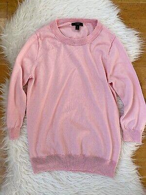 J. Crew pale pink Tippi merino wool jumper size M - excellent condition