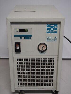 Neslab Cft-25 Refrigerated Recirculating Chiller