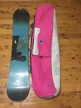 Snowboard, boots plus bag! Randwick Eastern Suburbs Preview