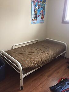 Single bed &mattress
