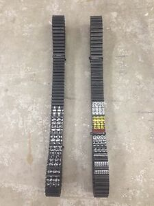 Arctic cat m8 belts