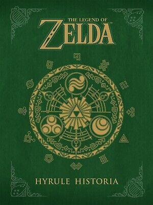[Digital Book] The Legend of Zelda Hyrule Historia 283 pages