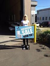 AUTUMN SALE !! - Sign Waving Mannequin Advertising Marketing Manningham Port Adelaide Area Preview