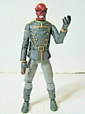 Marvel Legends series 5 Red Skull 6 inch action figure Toybiz