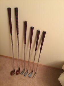 VINTAGE SAM SNEAD BLUE RIDGE GOLF CLUBS SET