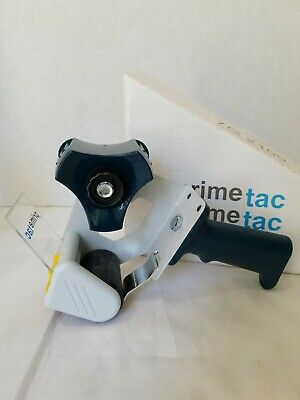 Prime Tac Tape Gun Shipping Dispenser Industrial 2 Side Loader Sealed New