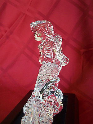 Waterford Ariel Little Mermaid W104925 - Disney - Disneyana - number 398 of 750
