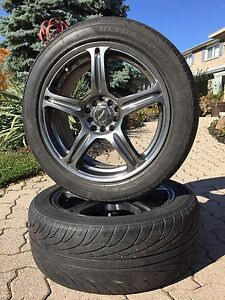 Fast Wheels Off 2002 Honda Accord Oakville / Halton Region Toronto (GTA) image 1