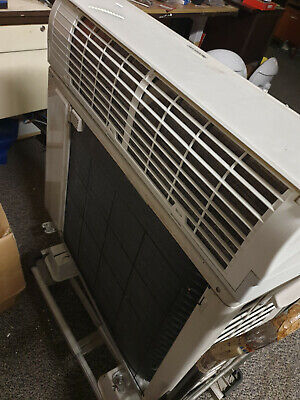 USED Panasonic Air Conditioning Heating Cooling Wall Mounted Domestic Air Con